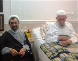 پیام تسلیت دکتر خسروپناه به مناسبت رحلت آیت الله انصاری شیرازی