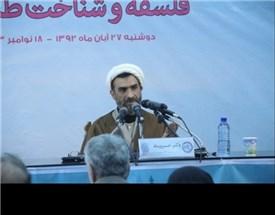 حجتالاسلام و المسلمین دکتر خسروپناه؛ رئیس مؤسسه