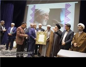 نکوداشت حجتالاسلام احمد احمدی برگزار شد .