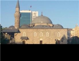 مسجد لاله پاشا در ارزروم که در دوره عثمانی ساخته شده است.