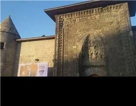 مدرسه علمیه یاقوتیه در ارزروم که در دوره سلجوقیان ساخته شده
