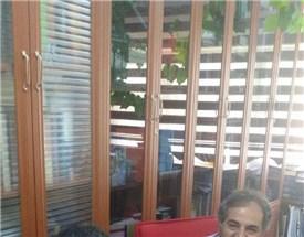 دیدار با دکتر نعمت یلدیریم محقق ارزروم و مترجم شاهنامه فردوسی به زبان استانبولی در دانشگاه آتاتورک ارزروم