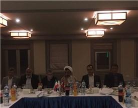 جلسه عرفان امام خمینی با حضور شخصیت های فرهنگی ترکیه در ارزروم