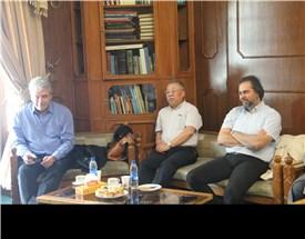 پیشنشست گفتگوهای سه جانبه ایران،آلمان و چی
